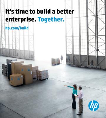 Build a Better Enterprise Together