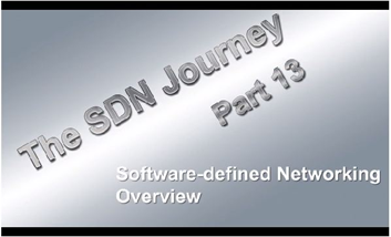 HP's Vision and Strategy for Software-defined Networking (SDN)