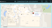 Conversation Geography within Discover Zone