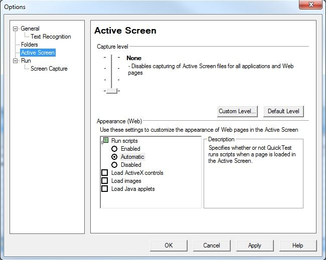 ActiveScreen