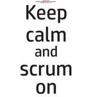 Keep Calm and scrum on.png