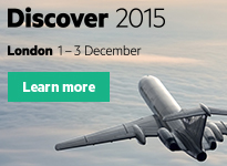 Discover 2015 London