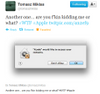 Miklas Twitter post re Apple loose permissions.PNG