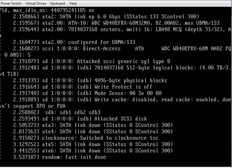 HP ProLiant Gen8 with Ubuntu 16 and no monitor, us    - Hewlett