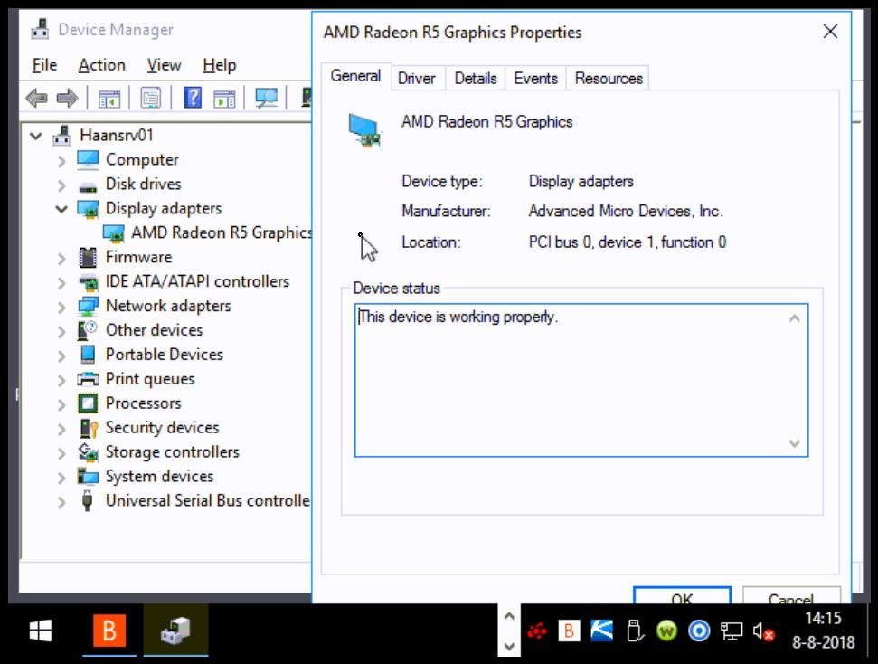 Screen Resolution issue Microserver Gen10 - Hewlett Packard