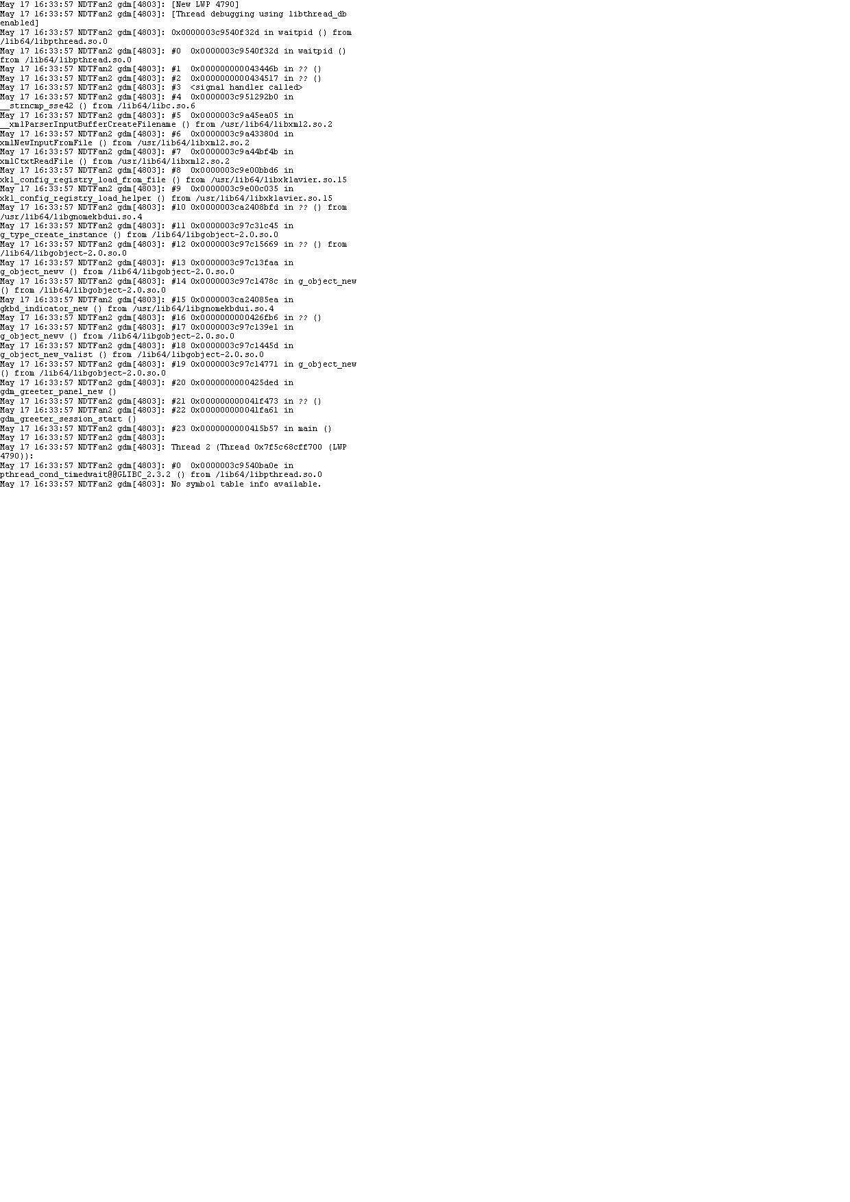 GDM Login prompt not showing ( Redhat Linux Workst
