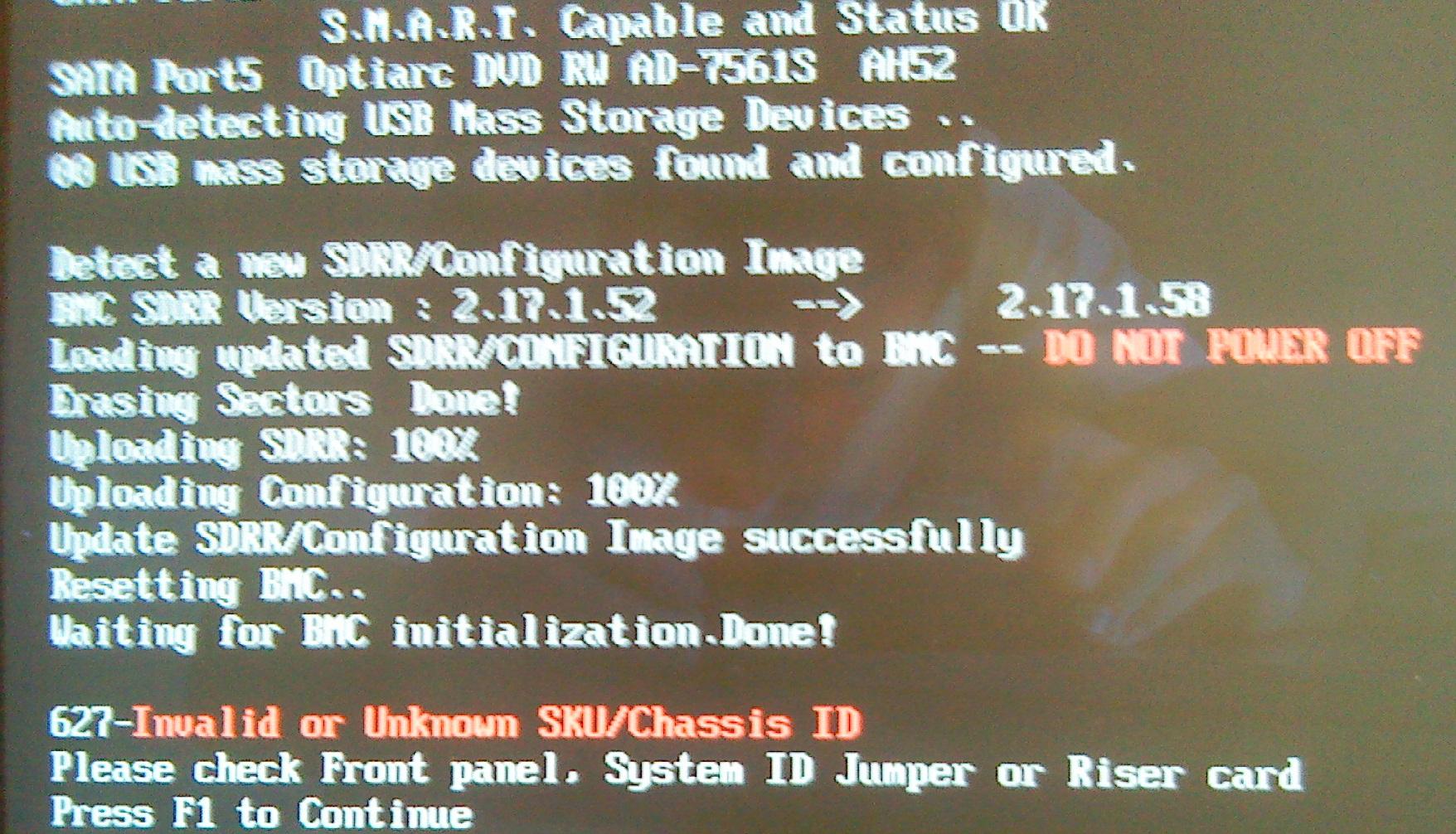 HP DL 165 G6 very noisy - fan speed - Hewlett Packard