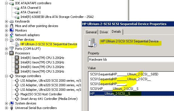 IBM 3580 L33 Ultrium 3 Single External LVD SCSI Tape Drive