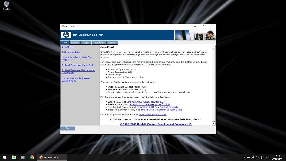 Solved: HP USB Key Utility not work on Windows 10 - Hewlett