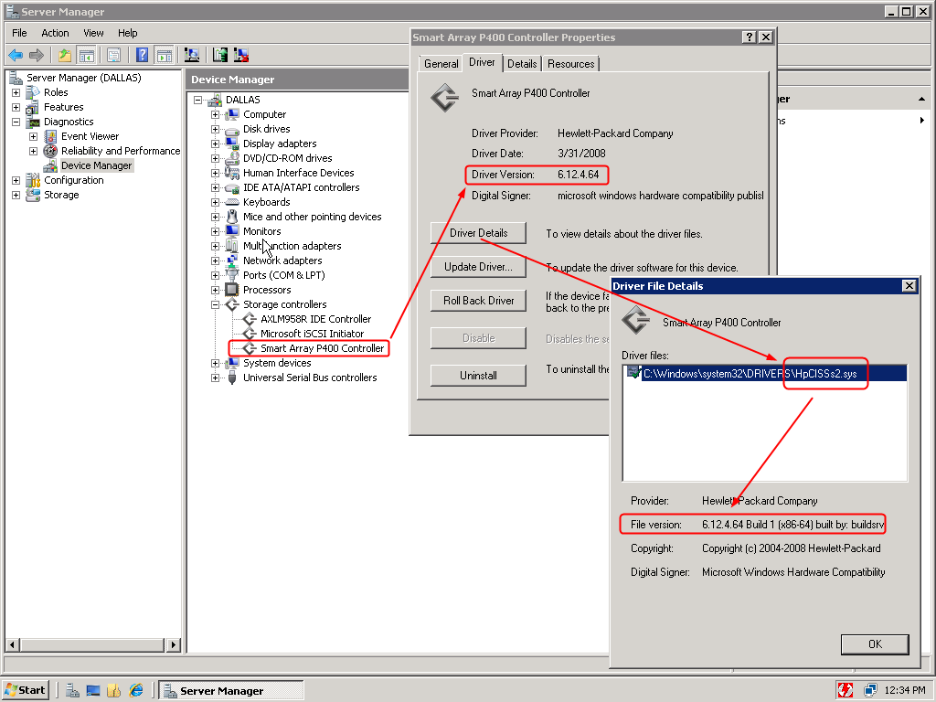 HPCISSS SYS DRIVER FOR WINDOWS 8