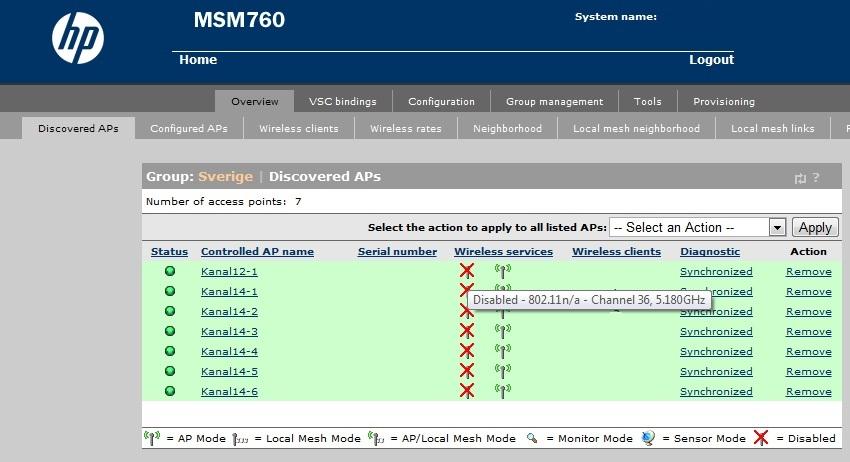 msm760 firmware