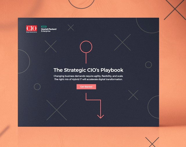 The Strategic CIO's Playbook