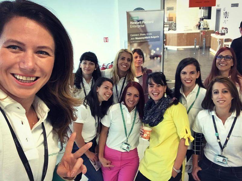 HPE Spirit Week - Bulgaria
