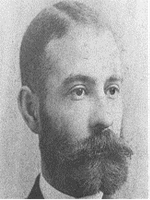 1st physician to perform open heart surgery in the USA, Daniel Hale Williams.  In addition, he opened the first hospital with a racially integrated staff.