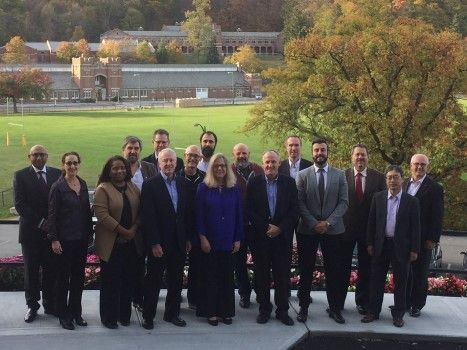 Dejan Milojicic, Kirk Bresniker, & other IEEE members at West Point
