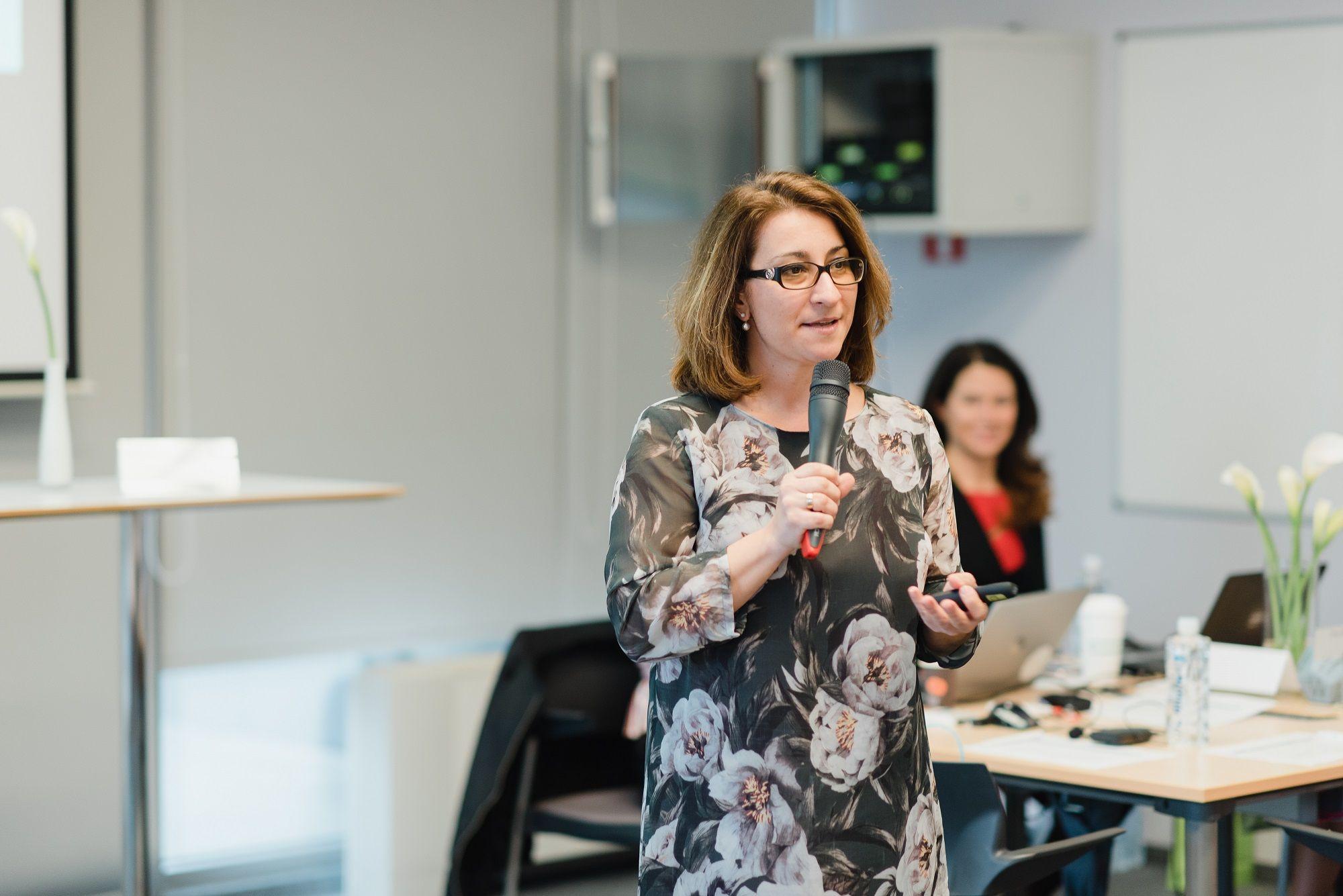Zornitsa Iankova, European Economic Area People Relations & Compliance Lead, HPE