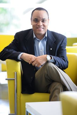 Brian Tippens, HPE Vice President and Chief Diversity Officer