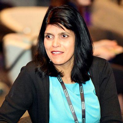 Beena Ammanath, Vice President für künstliche Intelligenz, Daten und Innovation bei HPE