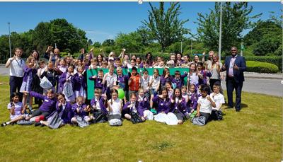 HPE, United Kingdom and Ireland, STEM Week