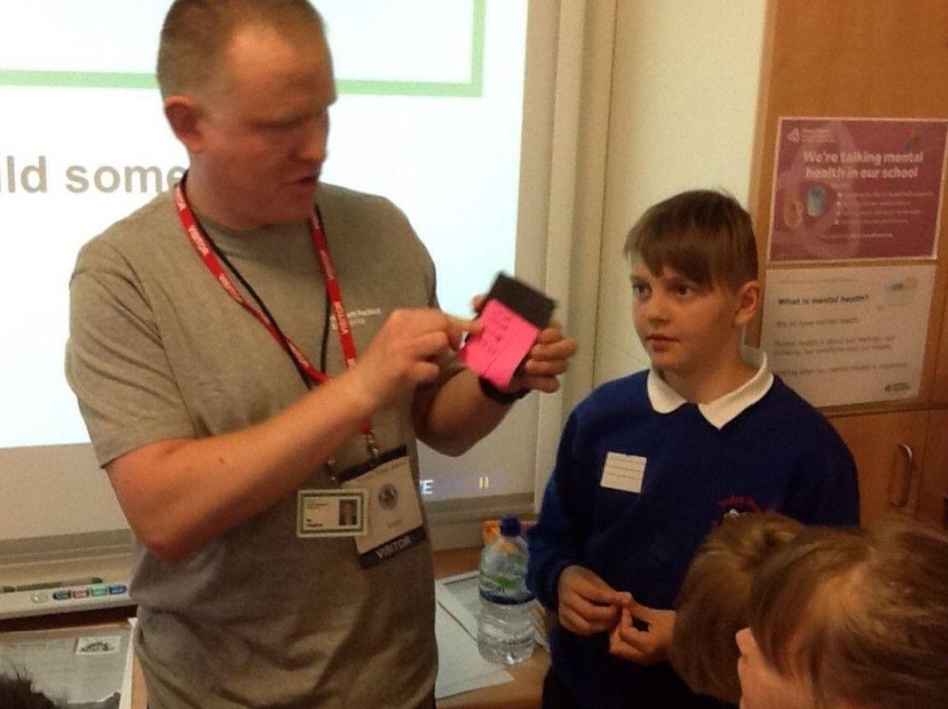 HPE United Kingdom and Ireland STEM week