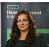 Anca Maria Sandu, EMEA Region Credit manager at Hewlett Packard Enterprise