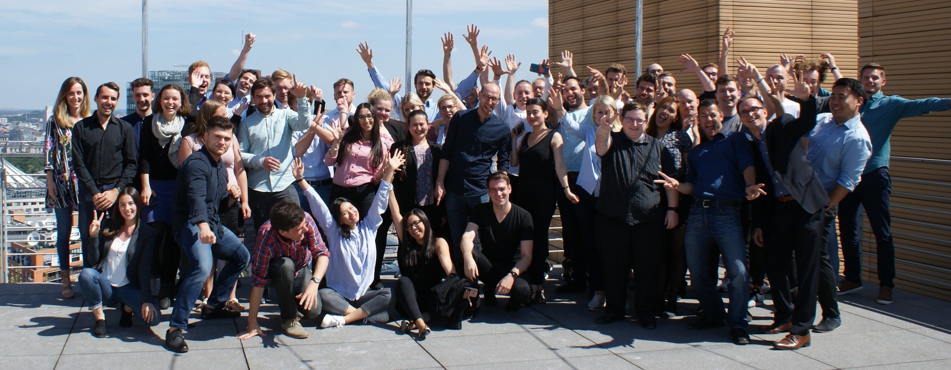 ISR Berlin Hub Team!