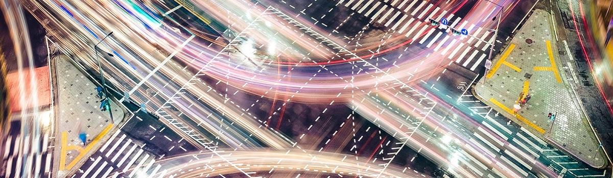 Information superhighway simulation