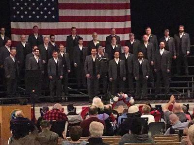 Bedford VA Veterans Day Celebration