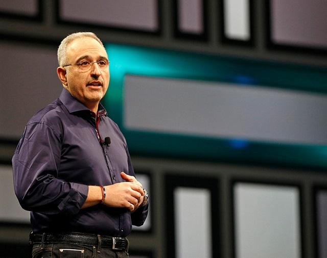 HPE CEO Antonio Neri