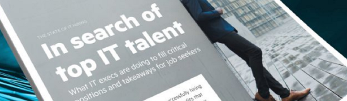 In search of top talent report