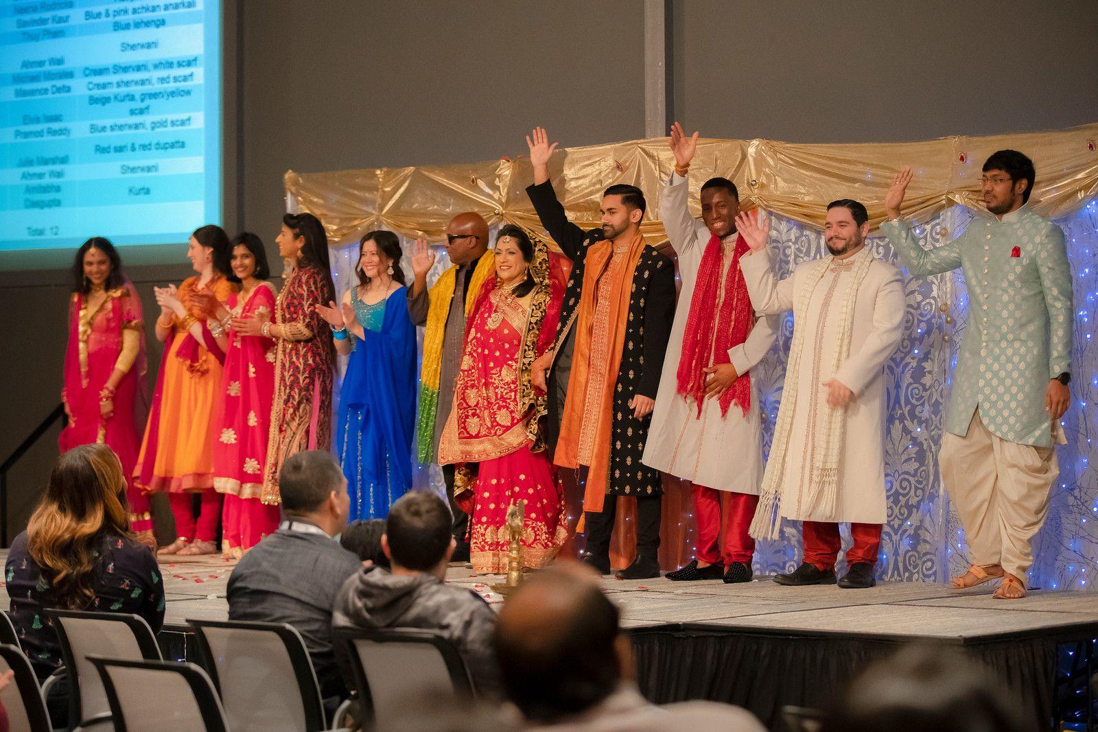 Diwali Celebration in Houston, Texas