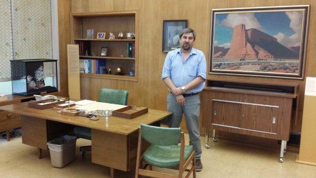 Milojicic in Bill and Dave's office