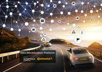 HPE und Continental bringen Blockchain-Plattform für den Austausch von Fahrzeugdaten