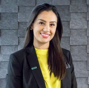 Maria del Angel Solis, Senior Manager Sales Operations at Hewlett Packard Enterprise