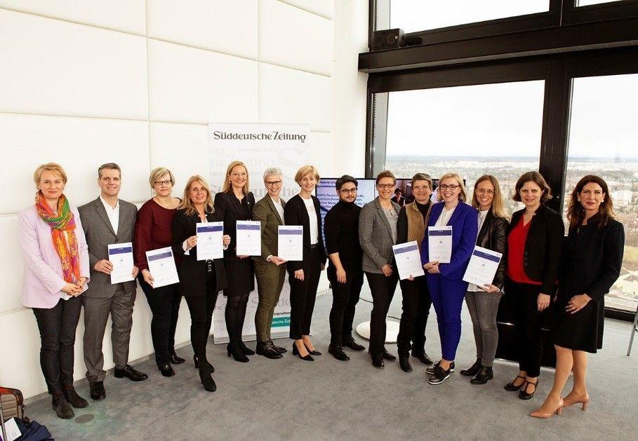 German Women Career Index group photo