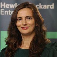 Anca Maria Sandu, EMEA Credit Regional Manager