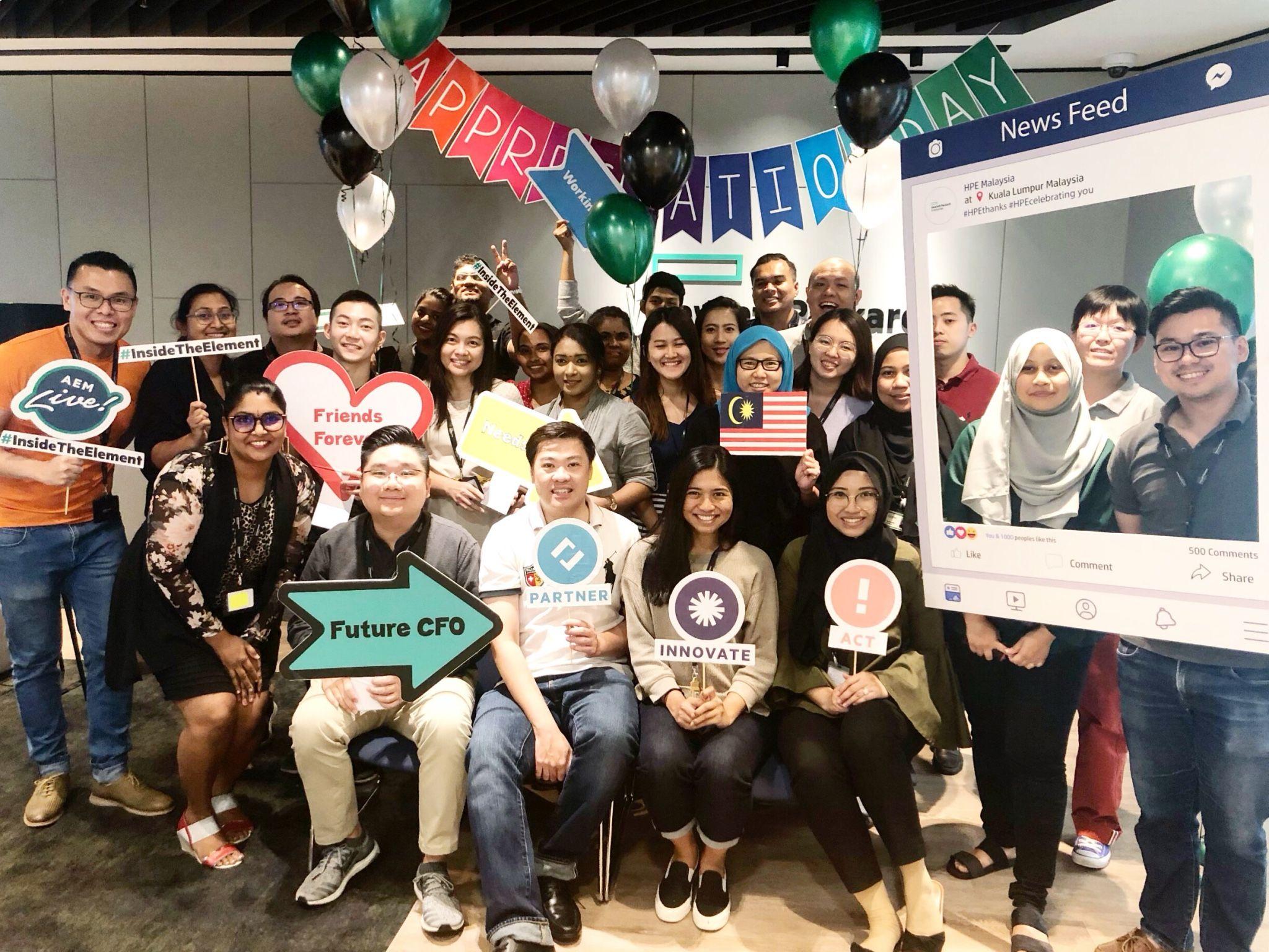 Malaysia Employee Appreciation Day