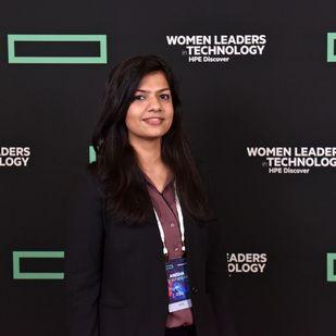 Anisha Teckchandani, Technical Marketing Engineer at Aruba, a Hewlett Packard Enterprise company