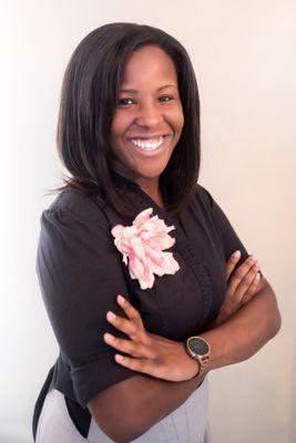 Natasha Brown, Resident Engineer at Aruba Networks.