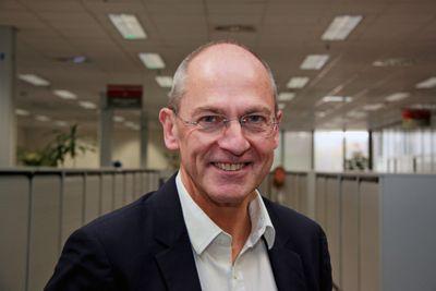 Ernst Reichart, Geschäftsführer Personal bei HPE in Deutschland