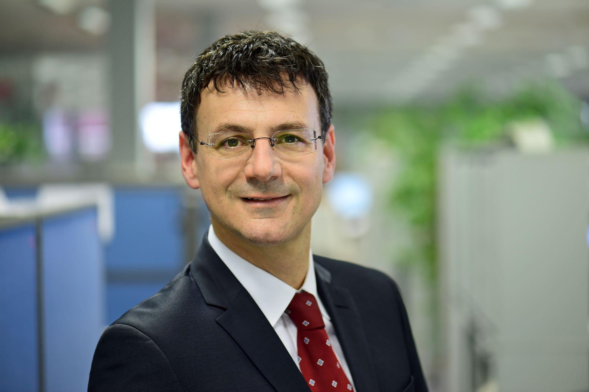 Ulrich Seibold leitet ab sofort den Geschäftsbereich HPE GreenLake in der DACH-Region