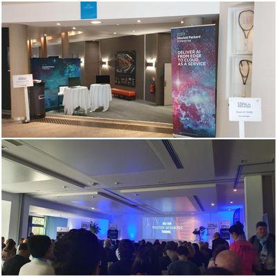 HPE Prime Sponsor du SophI.A Summit 2019