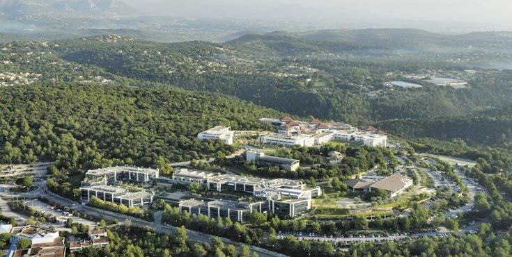 Sophia-Antipolis, la technopole la plus grande d'Europe