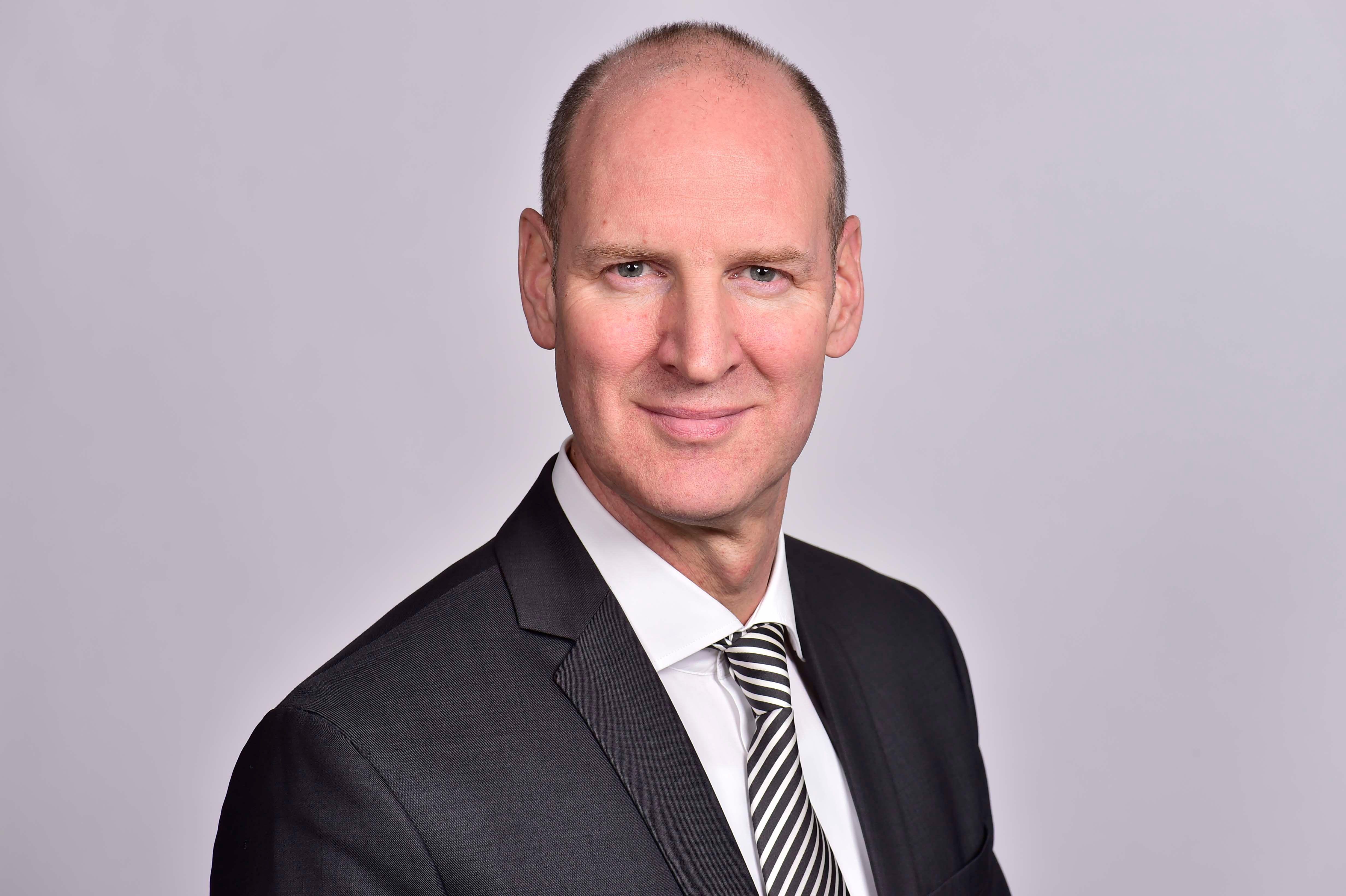 Aron Precht, Leiter Channel & Ecosystems DACH, HPE