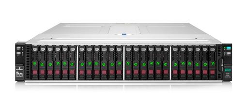 HPE Apollo 2000 Gen10 Plus verdoppelt die Leistungsdichte für den performanten Betrieb von Unternehmensapplikationen.