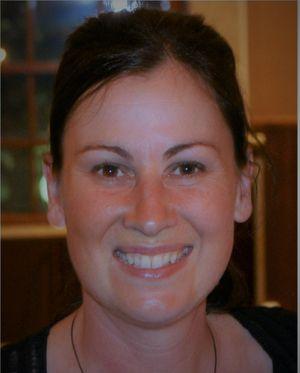 Wendy Hansen, Global Program Manager at HPE Australia