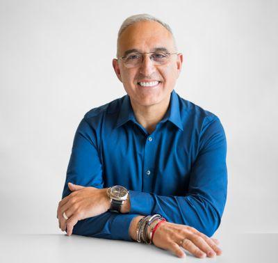 Antonio Neri, President und CEO von Hewlett Packard Enterprise