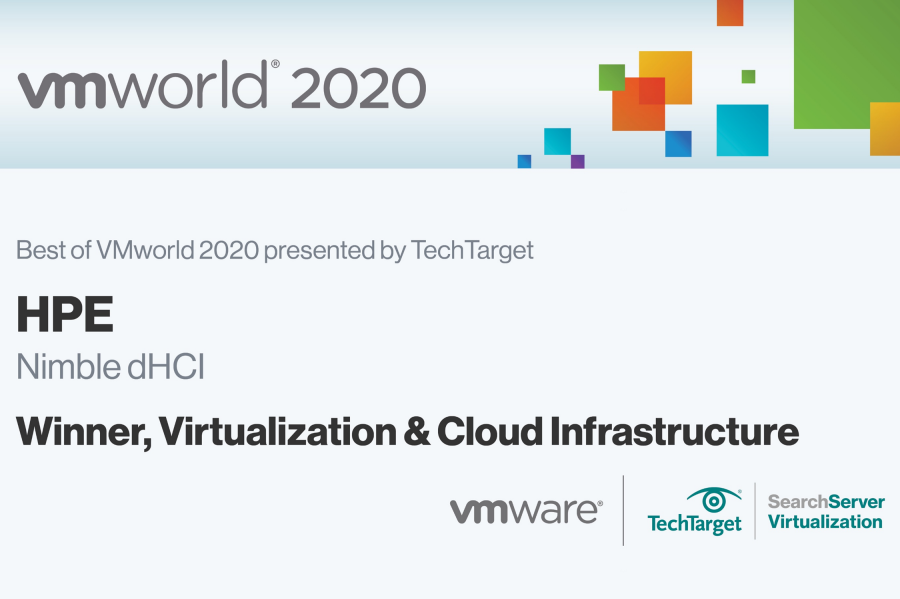 Best of VMworld HPE dHCI.png