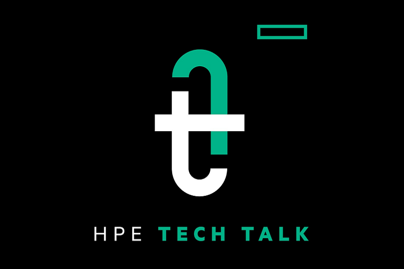 HPE Tech Talk Podcast Series