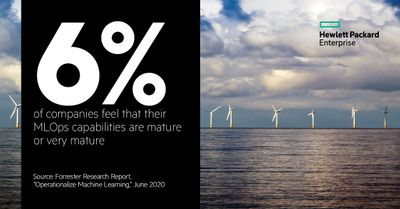 6% of companies feel that their MLOps capabilities are mature or very mature.jpg